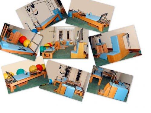 aula pilates Ser em movimento